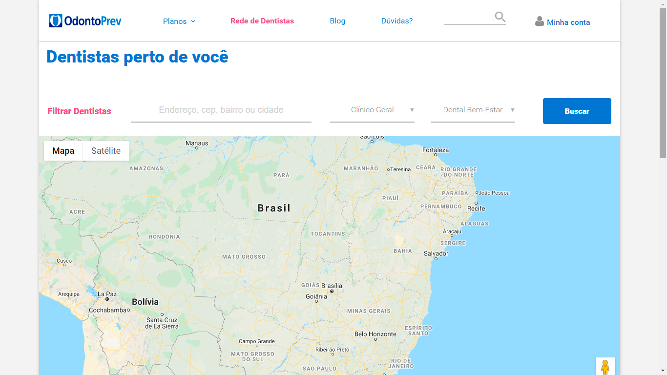 Portal Beneficiarios - OdontoPrev